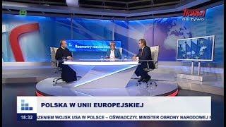 Rozmowy niedokończone: Polska w Unii Europejskiej cz. I