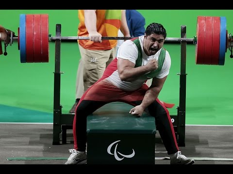 Rio 2016 Paralympic Games | Powerlifting Day 7