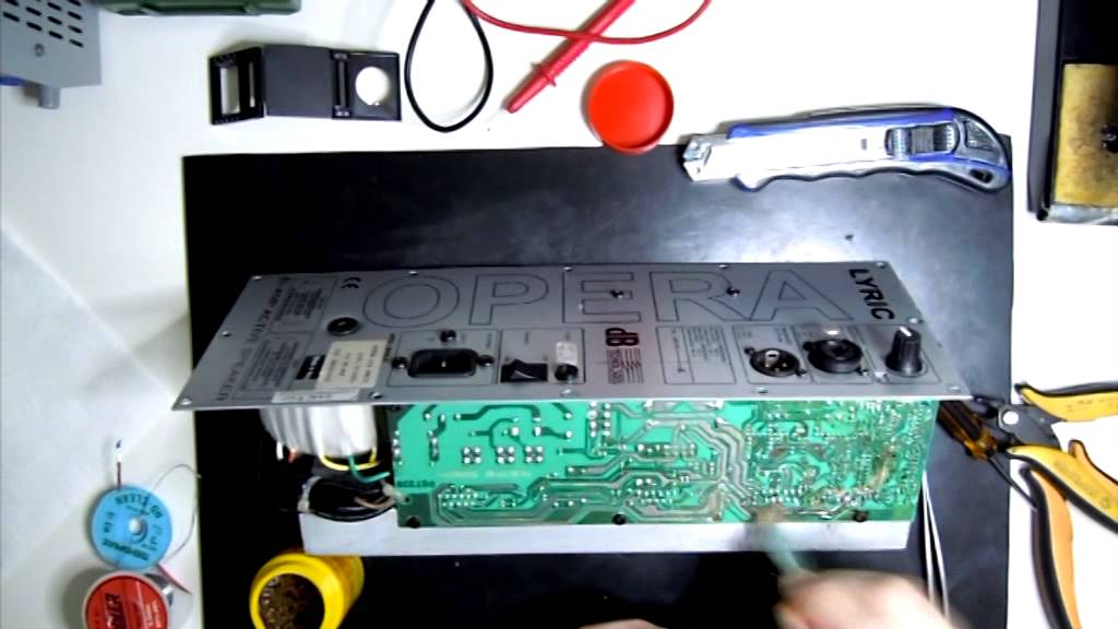 Lyric lyrics opera : Repair dB Technologies Opera 212 Lyrics - YouTube