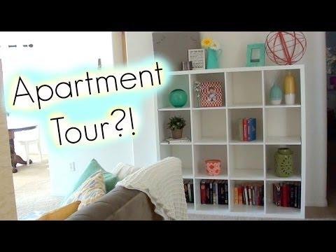 Apartment Tour!? Ikea Adventures / Apartment Decor Shopping!