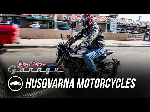 2019 Husqvarna Motorcycle Review