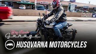 2018 Husqvarna Motorcycles - Jay Leno'S Garage