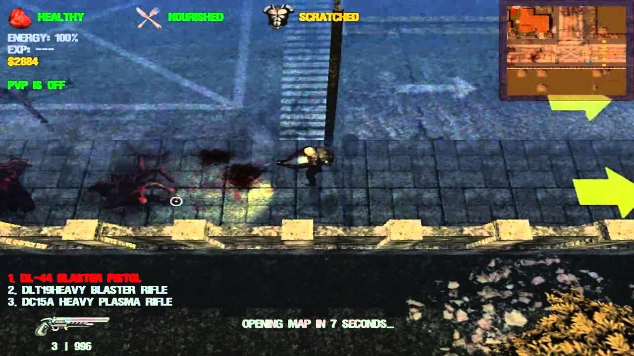Dead Frontier bull boss loot - YouTube on