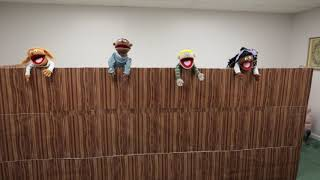 KBC Puppeteers - Let the Children Come to Me