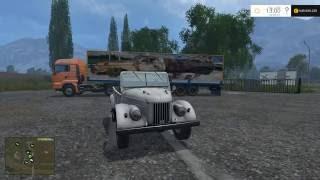 Link: https://www.modhoster.de/mods/gaz-69 http://www.modhub.us/farming-simulator-2015-mods/gaz-69-v1-0/