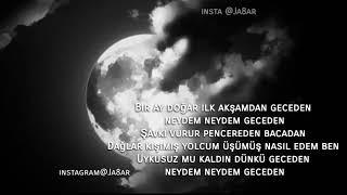 Cengiz Özkan Bir Ay Doğar İlk Akşamdan Geceden Video