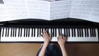 使用楽譜;月刊ピアノ2016年7月号、 楽譜記載の難易度;、 2016年6月26...