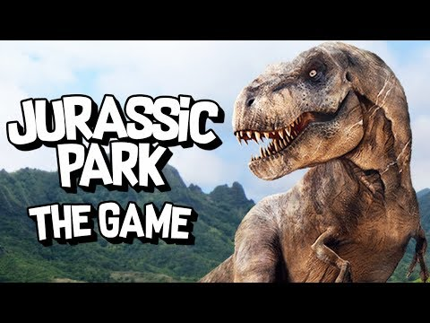WHAT KIND OF DINO IS THAT!? - Jurassic Park: The Game Ep #1