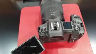 캐논 최초의 풀프레임 미러리스 카메라 EOS R 국내 …