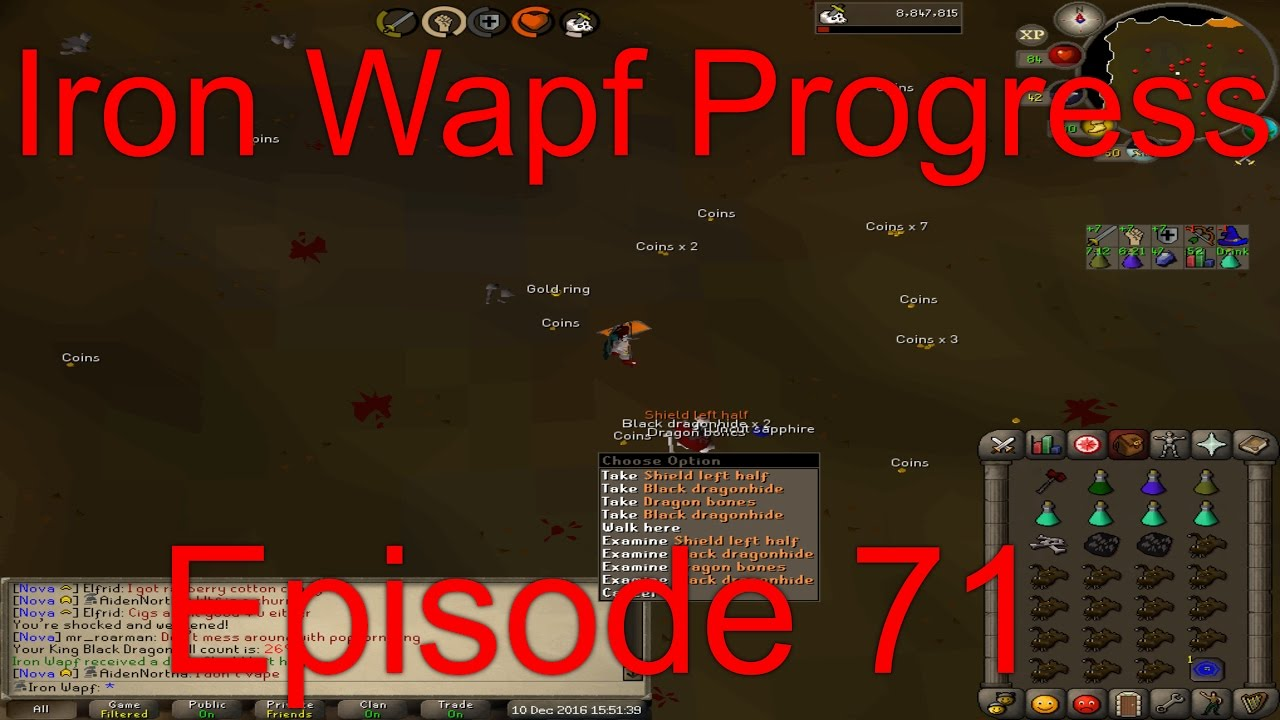 Black gloves osrs - Osrs Iron Man Progress Episode 71