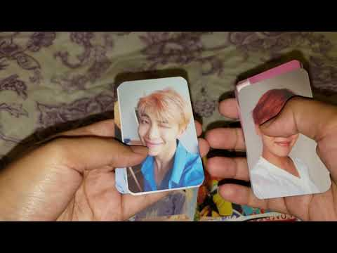 Haul BTS unofficial photocards part#1