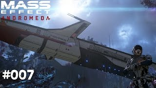 MASS EFFECT ANDROMEDA #007 - Die Tempest - Let's Play Mass Effect Andromeda Deutsch / German