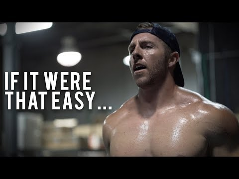 If It Were That Easy, Everyone Would Do It (MOTIVATION) - Nick Bare