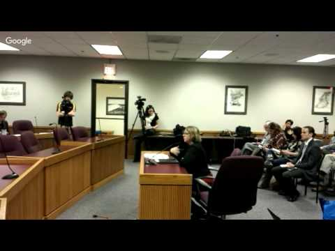 Public hearing on Missouri House intern, sexual harassment policies