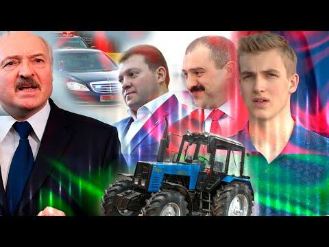 Миллионы и влияние семьи: правда про старших сыновей Лукашенко - Инсайдер, 15.10