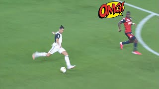 Cristiano Ronaldo Rocket Goals That Shocked the World