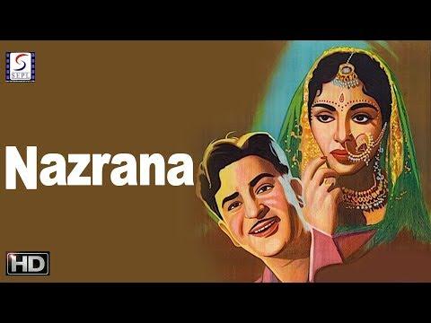 Nazrana - Raj Kapoor, Vyjayanthimala - HD - B&W