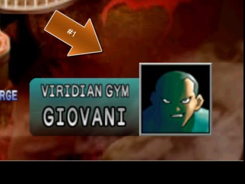 Pokemon Stadium Part 8 Gym Leader Castle Vs Giovanni