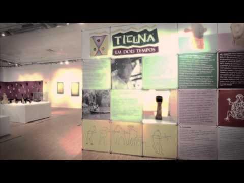 Exposição Ticuna em Dois Tempos - UFSC