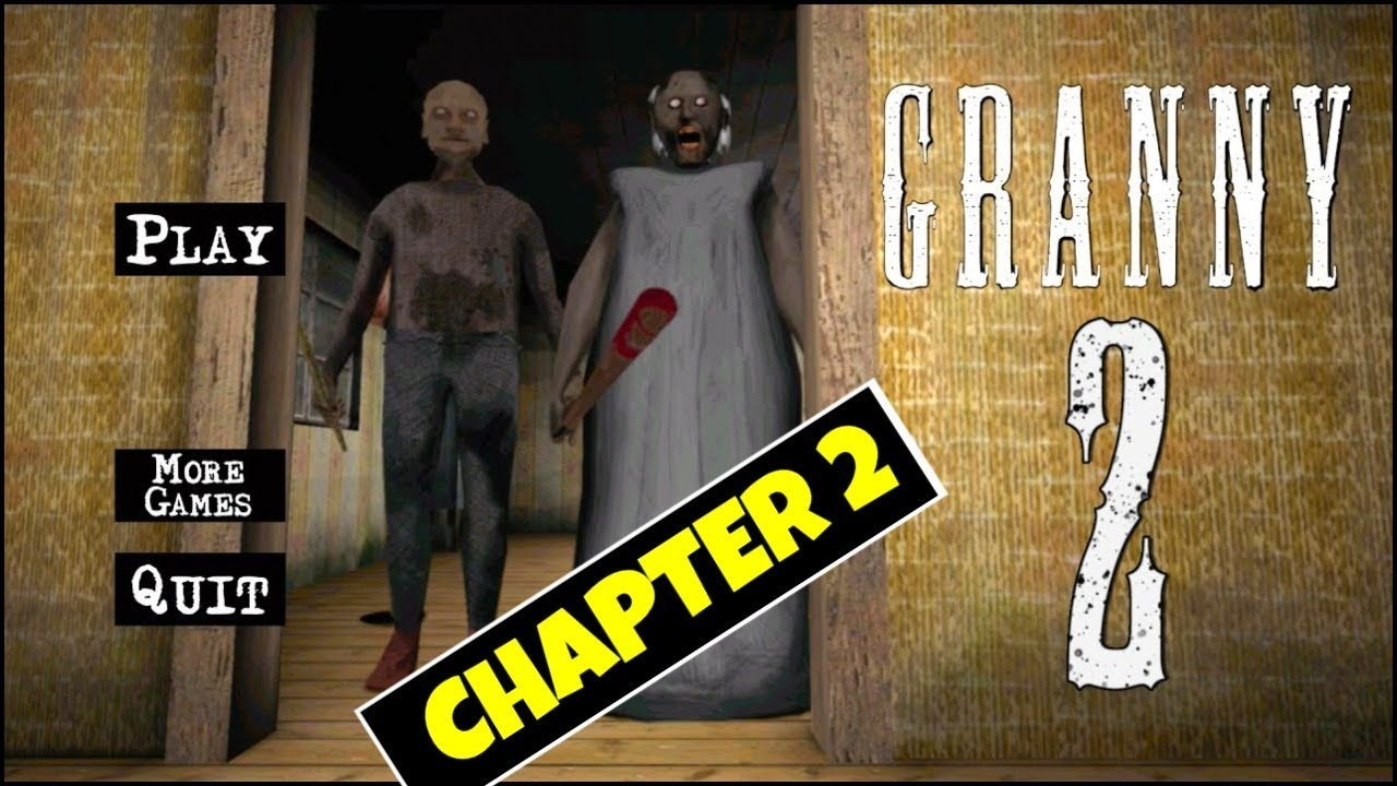 Granny Chapter 2 GAMEPLAY Hard MODE ! Granny Se Panga ONCE AGAIN ! Fail Game LIVE