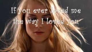 Ilse de lange -  Lonely too (lyrics)