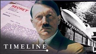 The British Secret Service's War With Hitler | David Jason's Secret Service | Timeline
