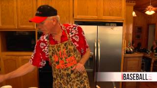 "Ibaseball Channel's ""in My Kitchen"" Eggs A La Golden Rod"