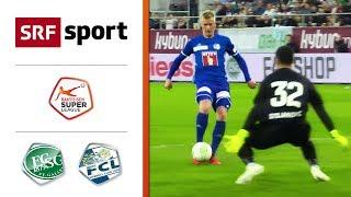 Fc St. Gallen   Fc Luzern 1:2   Highlights   Super League 2018/19   Runde 30