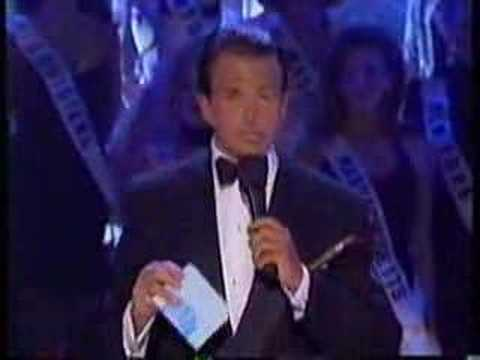 Miss USA 1997- Announcement of the Top 10
