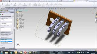 SOLIDWORKS PDM / PLM in DDM - Managing Assembly Configurations