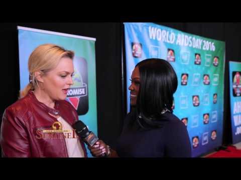 Actress Elaine Hendrix Talks HIVAIDS Awareness