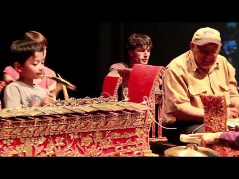 Gamelan Gita Asmara Workshop 2012