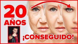 Científicos Descubren Cómo Rejuvenecer | Mujer Logra Revertir el Envejecimiento 20 Años