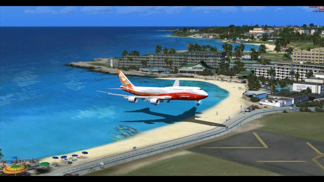Imagens Raio Aeroporto : Fsx os aeroportos mais perigosos do mundo parte