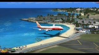 [FSX] Os 10 aeroportos mais perigosos do mundo - PARTE 2