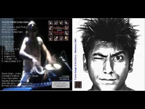 Talvin Singh - live at Miles Davis Hall, Montreux, 14/07/2001