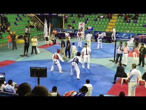 Skylar Park (CAN) vs Lucia Abadia (GUA) - 2017 Costa Rica Open G1