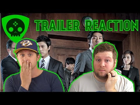 The Attorney (Korean Film) Trailer Reaction