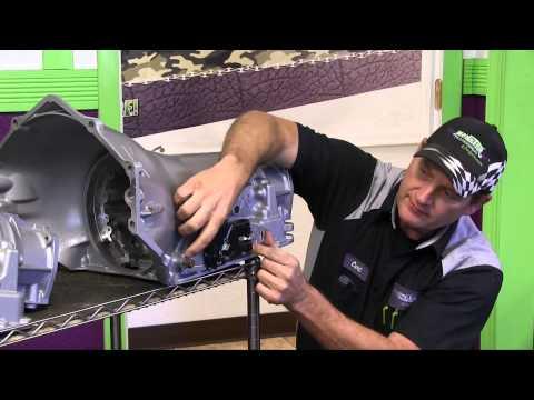 th350 vacuum modulator hook up