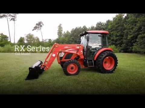 KIOTI RX Series (cab) - Quick Start Video