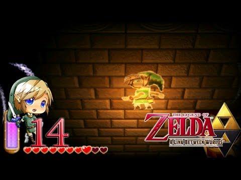 Zelda: A Link Between Worlds - Cap.14 El Templo de las Sombras