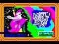 Knight Lore ZX Spectrum Walkthrough Directors Commentary