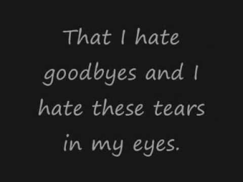 Claude Kelly - I Hate Love (Lyrics)