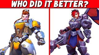 10 Worst Overwatch RIP-OFF Video Games Ever Made