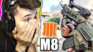 M8 in BLACK OPS 4 (Gameplay)