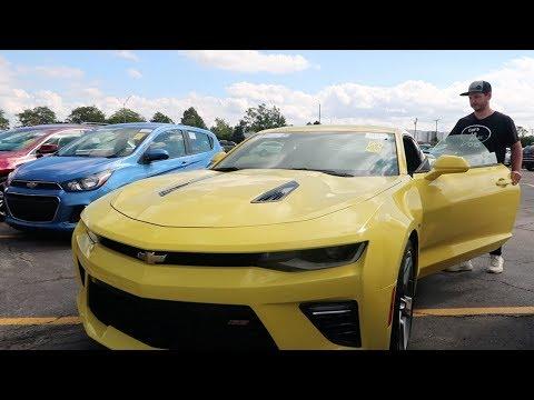 Авто аукцион.Камаро,Челенджер,Эскалейд с аукциона в СШАЦены на авто в США