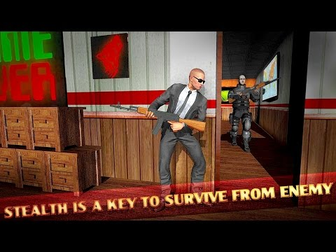 Secret Mission Robbery Rescue (by Tribune Games Mobile Studios) Android Gameplay [HD]