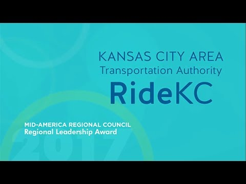 MARC's 2017 Regional Leadership Award Honoree - KCATA