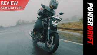 Yamaha FZ25 : The Good and The Bad : PowerDrift
