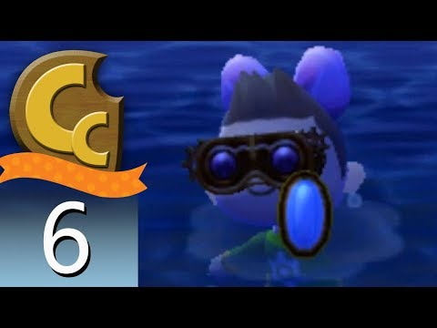 Animal Crossing: New Leaf - Welcome amiibo - Day 6: Deep Dive Deep